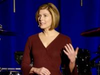 Sharyl Attkisson during her TEDx talk on fake news