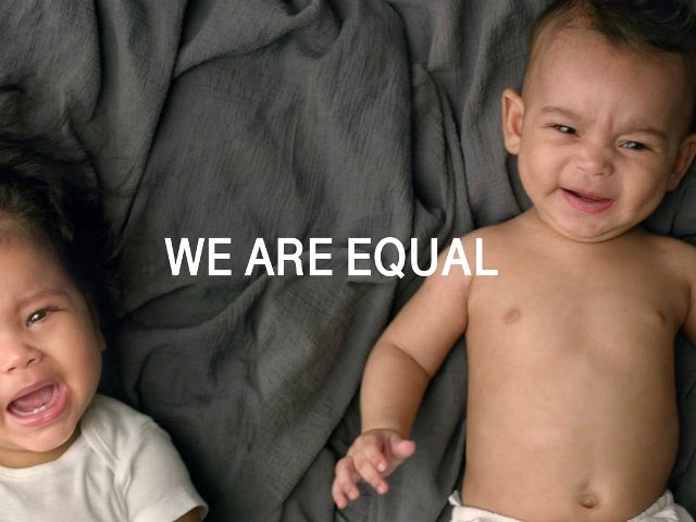 T-Mobile injected politics into its 2018 Super Bowl ad which aired on Sunday using footage of adorable babies to promote equal pay, diversity, and same-sex marriage.