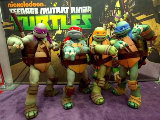 First Look at Nickelodeon's 'Teenage Mutant Ninja Turtles' Animated Reboot