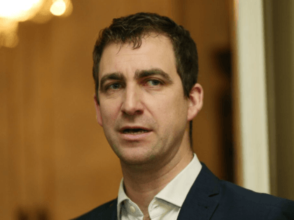 Brendan Cox attends a reception to launch The Great Get Together at Clarence House on February 22, 2017 in London, England.