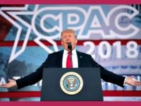 Trump CPAC 2018