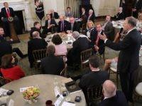 Trump Inslee (Chip Somodevilla / Getty)