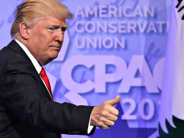 Trump no CPAC