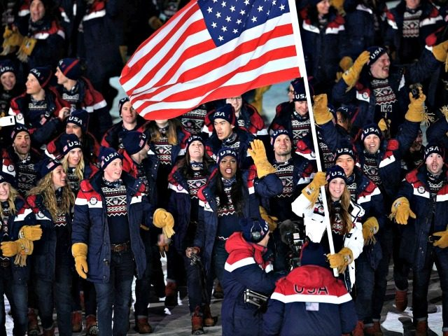 US Delegation to Olympics