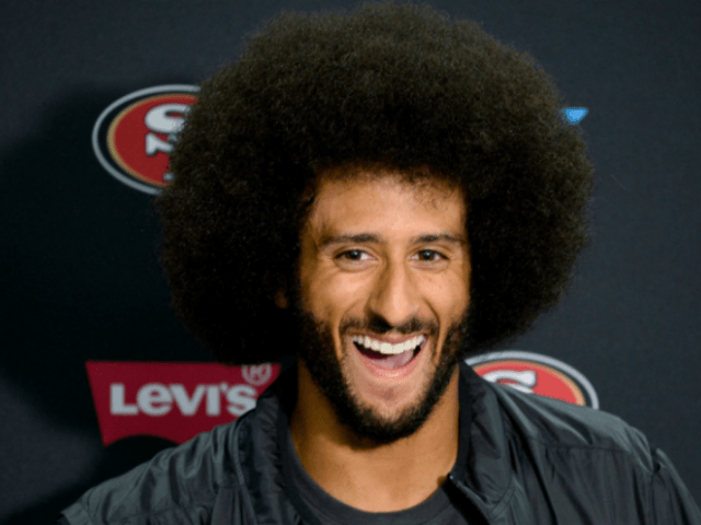 Colin Kaepernick Completes #10for10 Challenge Thanks to Some Celebrity Friends