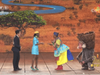 Chinese State Television Airs 'One Belt One Road' Blackface Routine for Lunar New Year