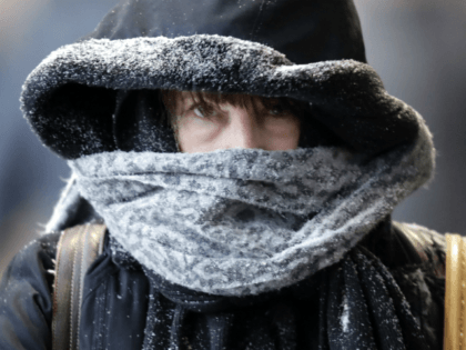 Delingpole: NOAA Caught Adjusting Big Freeze out of Existence