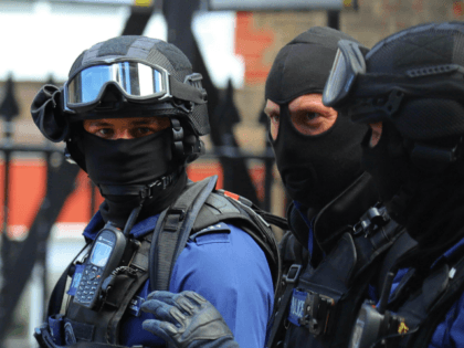 UK Police Call for 'Counter-Terrorism Citizens' to Report Others Viewing 'Extremism'