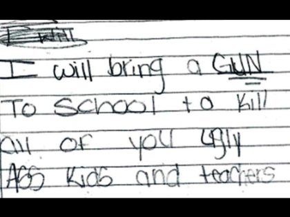 Police: 11-Year-Old Student Arrested for Writing Note Threatening to Kill Classmates at Florida School