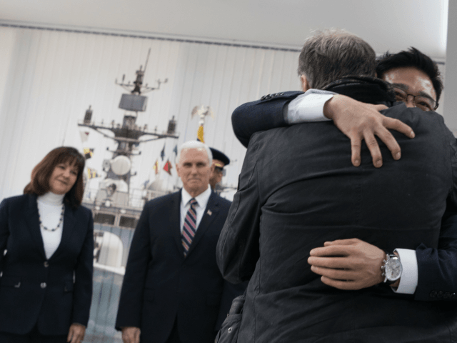 Vice President Mike Pence and Second Lady Karen Pence finished their third day in Asia on Friday after touring the Cheonan Memorial, meeting with four North Korean defectors, and attending the opening ceremony of the 2018 Olympic Winter Games.