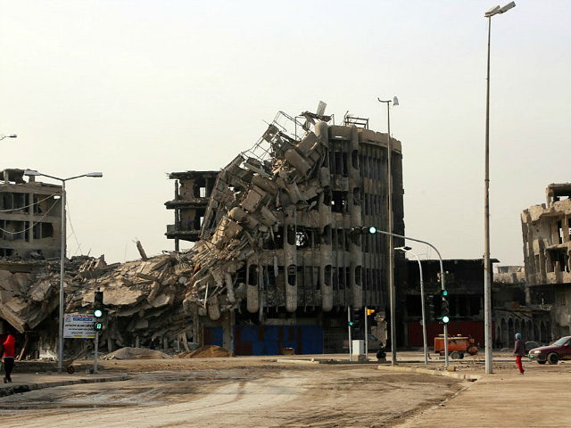Iraq seeks US$88.2b for reconstruction, says minister