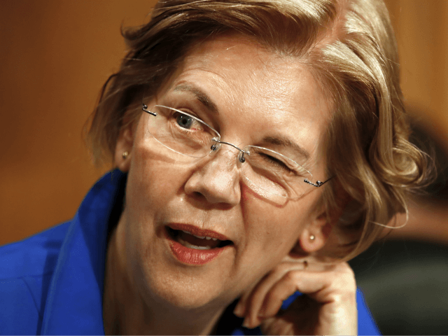 Elizabeth Warren Lies About Her Heritage Again at Tribal Nations Summit: 'My Mother's Family Was Part Native American'