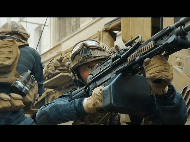 Check out the new trailer for Operation Red Sea starring Yi Zhang!
