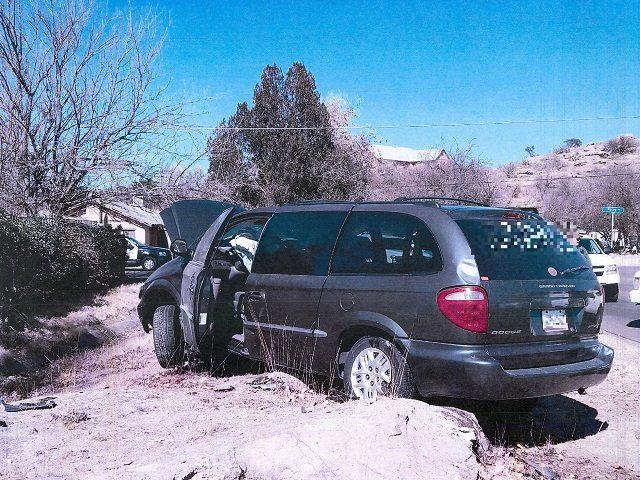 Arizona BP Agents Bust Human Smuggler