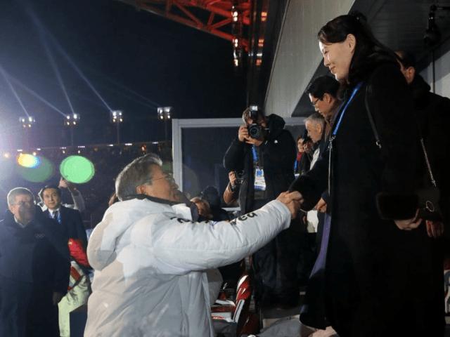 Meeting ends between SKorean leader, N. Koreans