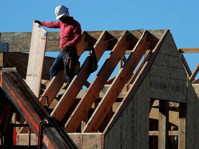 US Home Construction +9.7% in January
