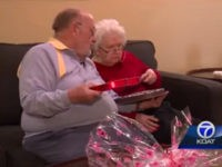Husband Continues to Give Wife with Dementia Valentine's Day Chocolates 39 Years Later