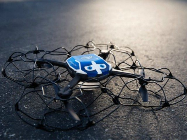 intel shooting star drone used at the Pyeongchang olympics