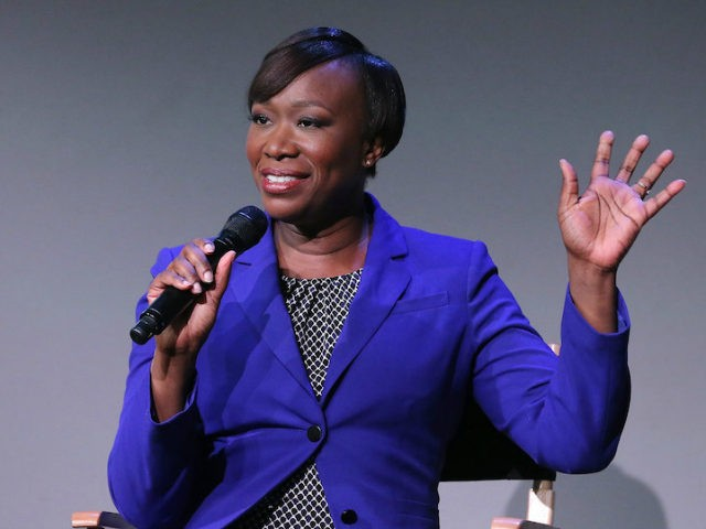 Journalist Joy Reid speaks during the Apple Store Soho Presents: Apple Store Soho Presents:Meet the Creator: John Ridley, 'American Crime' at the Apple Store Soho on February 9, 2015 in New York City. (Photo by J. Countess/Getty Images)