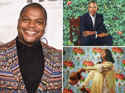 Painter Kehinde Wiley attends the Harlem School of the Arts 50th anniversary kickoff at The Plaza on October 5, 2015 in New York City. (Photo by Michael Loccisano/Getty Images for Harlem School of the Arts)