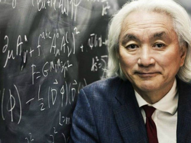 Futurist and professor michio kaku
