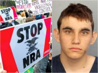 NRA protest - Nikolas Cruz