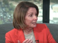 Pelosi Proposes 'Mowing the Grass,' Fences as Alternative to Border Wall