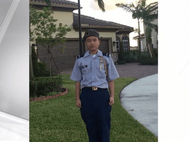 Petition seeks full honors military funeral for hero Florida JROTC student