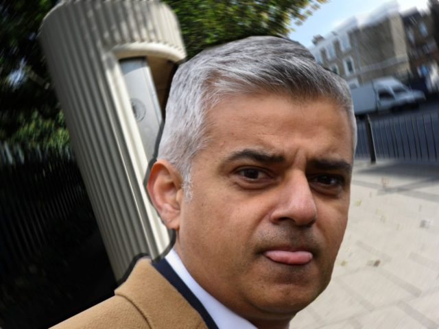 Image result for sadiq khan bus driver toilets