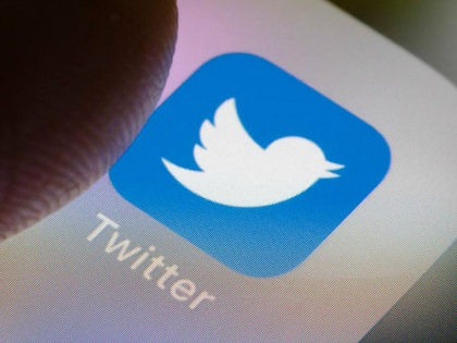 Berlin, Germany - February 14: In this photo illustration the app of Twitter is displayed on a smartphone on February 14, 2018 in Berlin, Germany. (Photo Illustration by Thomas Trutschel/Photothek via Getty Images)