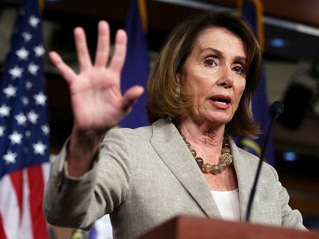 Blue State Blues: Democrats Go 'All-in' for Nancy Pelosi