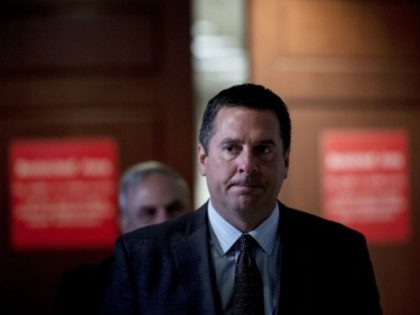 House Intelligence Committee chairman Devin Nunes, a Republican from California, is in the US political spotlight for writing a classified memo alleging abuse of power at the FBI, and then pushing for its release