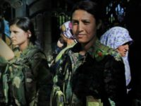 A picture taken on February 2, 2018 shows an undated image picture of late 23-year-old Syrian Kurdish fighter Barin Kobani, after Syria's Kurds accused Turkey-backed rebels of mutilating then filming her dead body