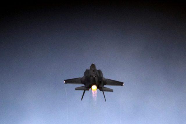 Syria says intercepted Israel strikes near Damascus