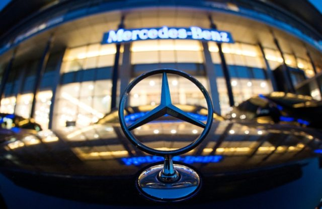 Mercedes Joins Apology Spree to China for Dalai Lama Quote