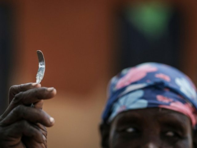 Uganda outlawed the ritual of female genital mutilation (FGM) in 2010 but it continues in some rural communities