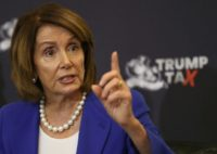 Pelosi Triples Down After Dems Warn Her Not to Call Tax Cuts 'Crumbs'