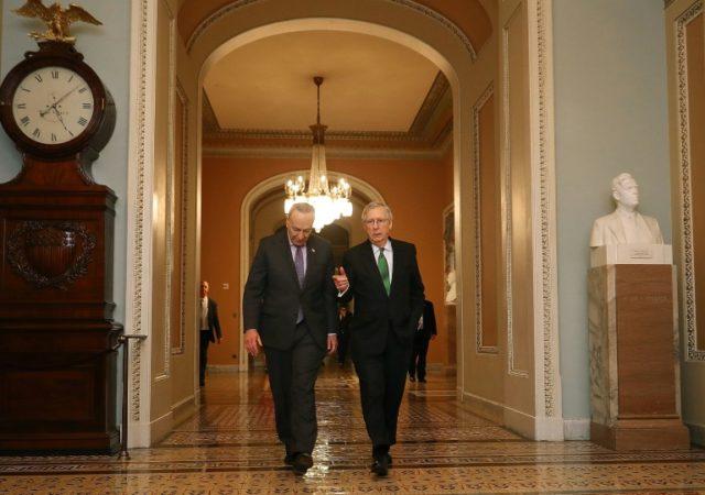 Hours from deadline, US Senate to vote to avert shutdown