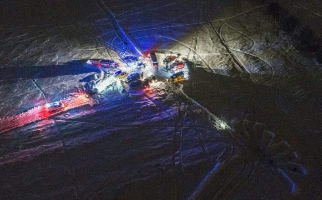 Investigators hunt for clues over Russian passenger plane crash