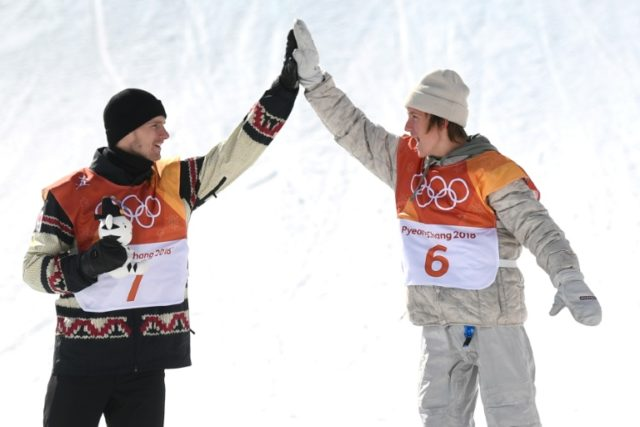 Millennium man Gerard makes history with Olympic first