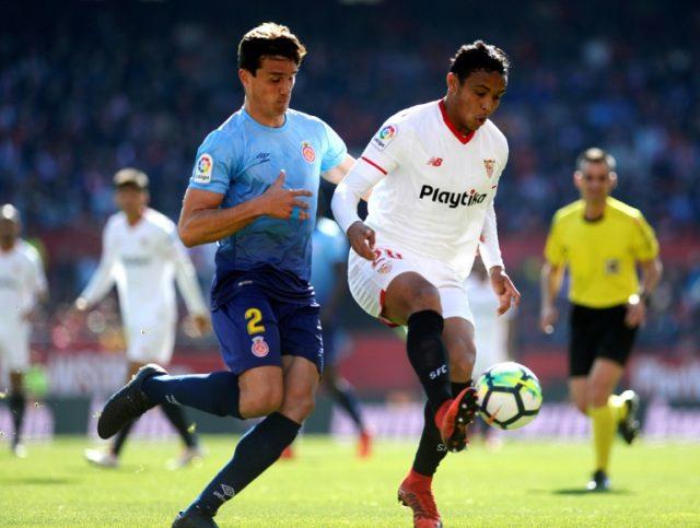 Goalkeeper Rico stars in Sevilla victory