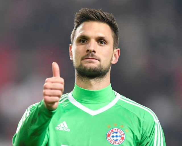 Germany goalkeeping hopeful Ulreich extends Bayern deal