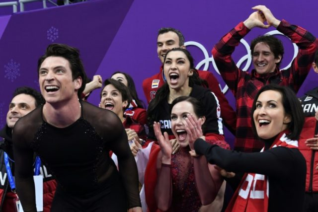 Sour taste from Sochi led us to Olympic gold - Canada's Moir