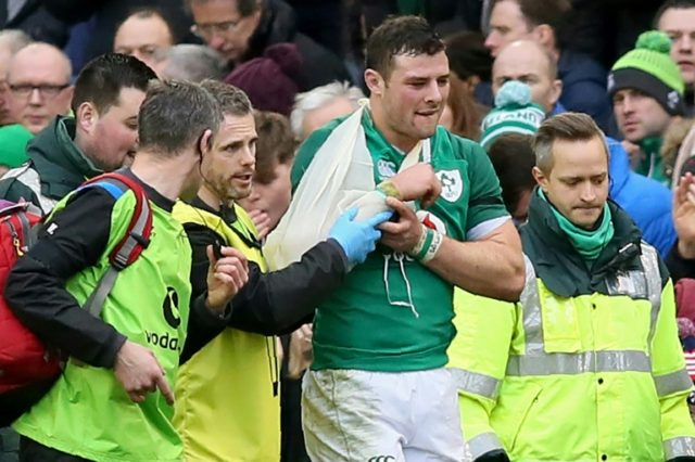 Despite Ireland's bonus point win over Italy, star centre Robbie Henshaw's injury is proving a worry and could impact where the Six Nations title ends up