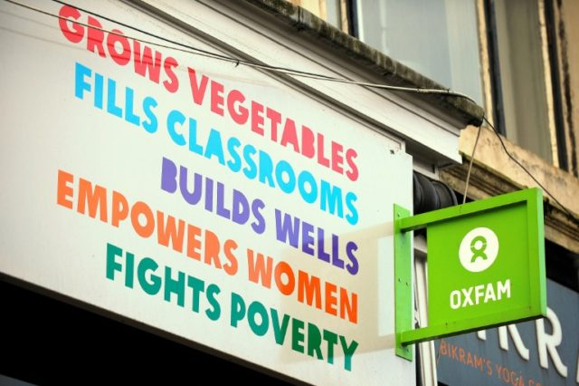 British charity Oxfam is embroiled in a scandal over allegations of sexual abuse by its staff in Haiti in 2011