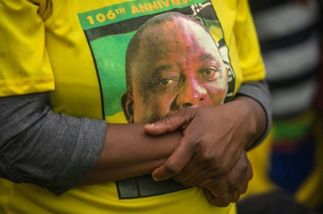 Will deputy president Cyril Ramaphosa shed any light on the political deadlock gripping South Africa in his speech in Cape Town on Sunday?