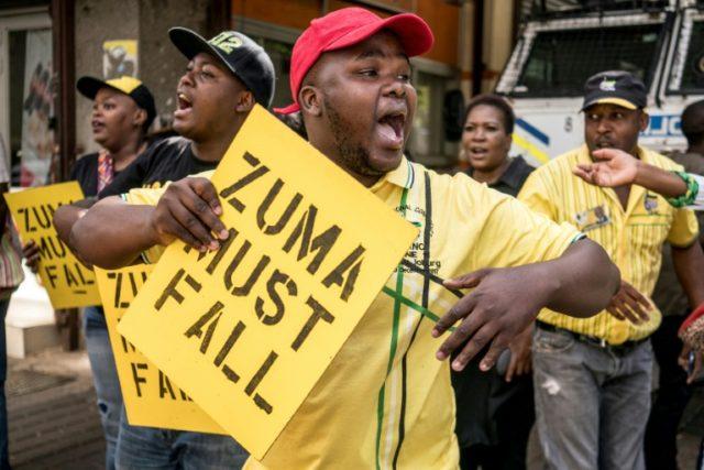 S.Africa's ANC to meet Monday as Zuma deadlock tightens