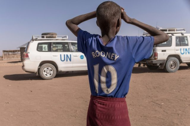 Worsening Ethiopian drought threatens to end nomadic lifestyle