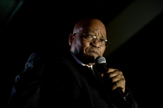 S.Africa's ANC hunkers down into the night in talks on Zuma