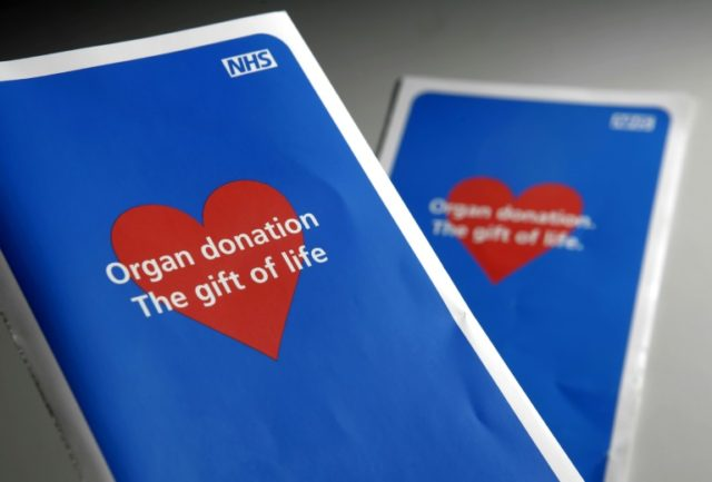 Dutch citizens will in future receive two letters by mail to indicate whether or not they want to become organ donors